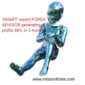 'SMART' expert FOREX ADVISOR generating profits 99% in 3 month