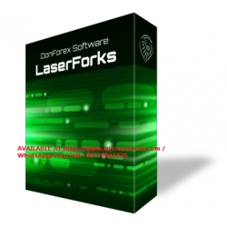 DonForex LaserForks professional pitchfork indicator and scanner for advanced traders