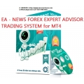 EA - NEWS FOREX EXPERT ADVISOR TRADING SYSTEM for MT4