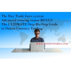 The Day Trade forex system Advanced training course BONUS  The ULTIMATE Step-By-Step Guide to Online Currency Trading
