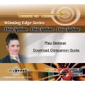 Discipline! DVD with Adrienne Toghraie for forex trader