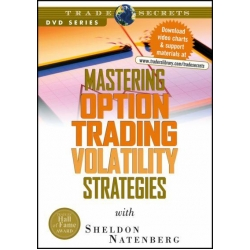 Understand Option Trading Volatility Strategies with bonus Psychology Video Package