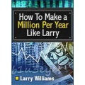 Larry Williams How To Make a Million Like Larry with IndexDollar and Hedging non martingle EA