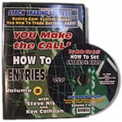 You Make The Call How To Set Entries And Exits