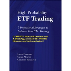 Larry Connors - High Probability ETF Trading (Enjoy Free BONUS SUPREME FOREX PROFITEER mt4 INDICATOR)