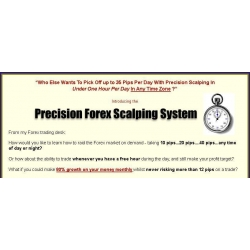 Forex Science Precision Scalping video course