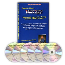 Dynamic Trader Workshop Video instruction by Robert Miner (Dynamic Trading Multimedia E-Learning Workshop)