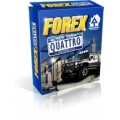 Forex Quattro + GUNNER24 Forecasting Charting Software
