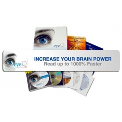 eyeQ Speed Reading & Brain Enhancement Technology 3.3 Tutorial Software