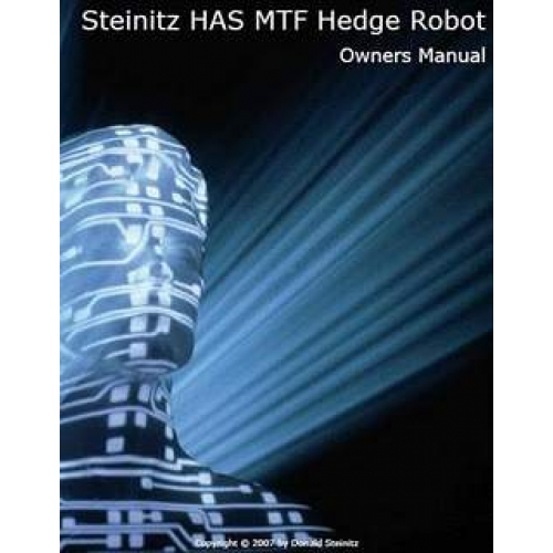 Steinitz has mtf hedge forex robot