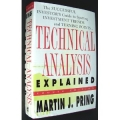 Technical Analysis Explained : The Successful Investor's Guide to Spotting Investment Trends and Turning Points(scanned softcopy)
