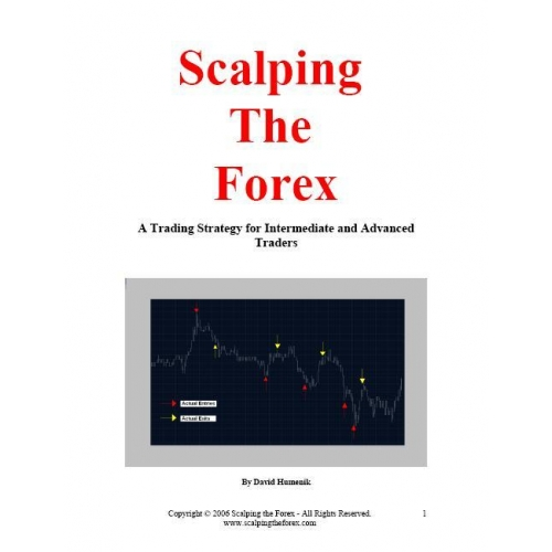 Forex scalping manual pdf