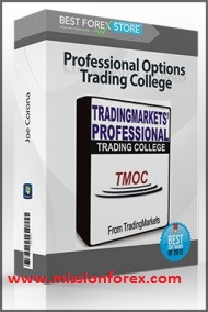 Joe Corona – Professional Options Trading College