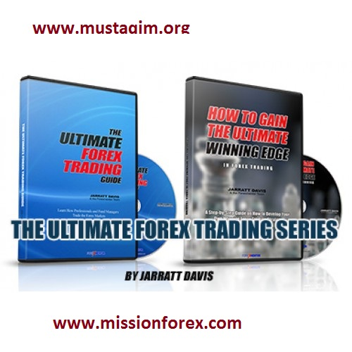 Ultimatefx1 Forex Trading Series Jarratt Davis