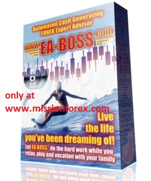 EA BOSS fully Automated Cash Generating FOREX Expert Advisor