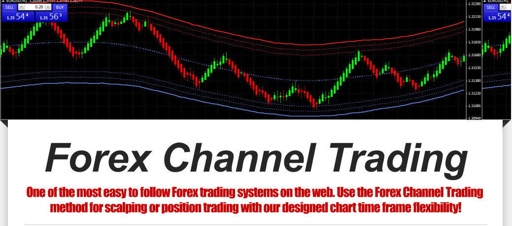 Forex Channel Trading system