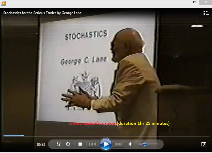 George Lane – Stochastic for the Serious Trader1