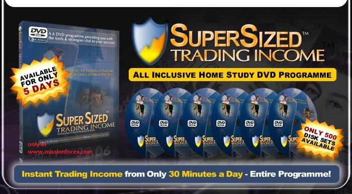 Greg Secker Supersized Trading