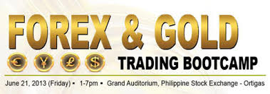 Gold Trading Boot Camp