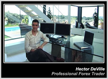 Hector Deville Learn forex live by Hector