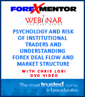 Psychology Risk of Institutional Traders - forex course