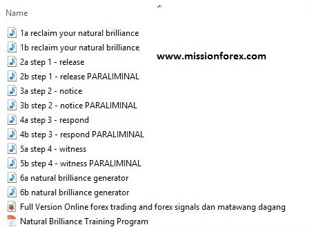 Get historical forex data
