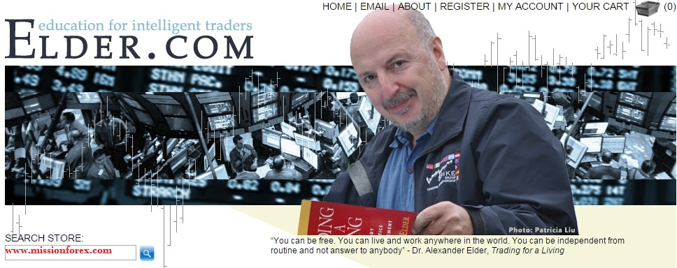 Alexander Elder The Trading Room Video Course