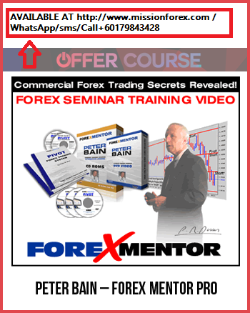 Peter Bains- Forex Mentor Pivot Forex Trading System