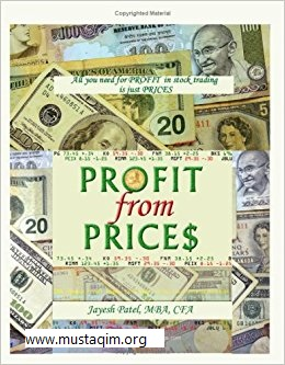 Profit from Prices All You Need for Profit in Stock Trading Is Stock Prices