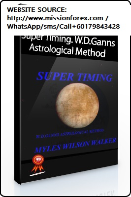 Walker, Myles Wilson - Super Timing3