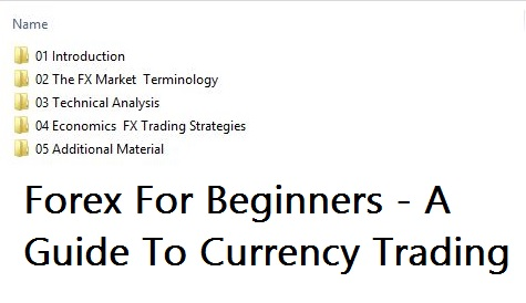 Forex For Beginners - A Guide To Currency Trading1