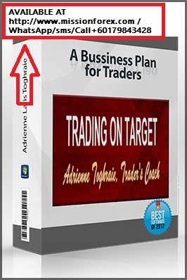 Adrienne Toghraie - A Business Plan for Trader