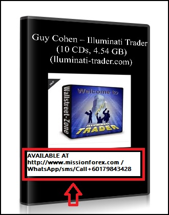 Guy Cohen Illuminati Trader