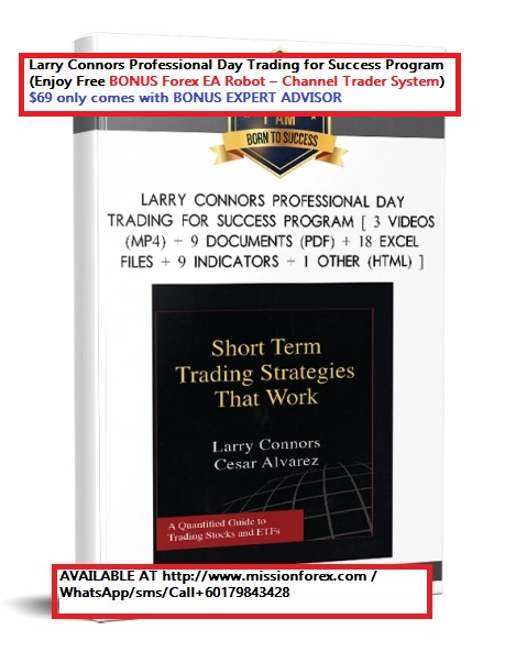 Larry-Connors-Professional-Day-Trading-for-Success-Program1
