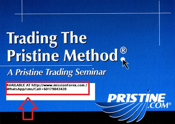 TRADING THE PRISTINE METHOD (video)