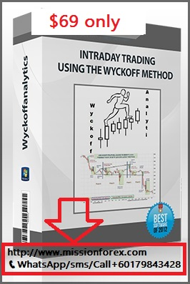 Wyckoffanalytics – INTRADAY TRADING USING THE WYCKOFF METHOD