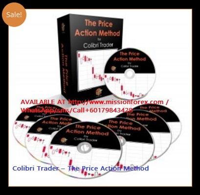 Colibri Trader – The Price Action Method2w