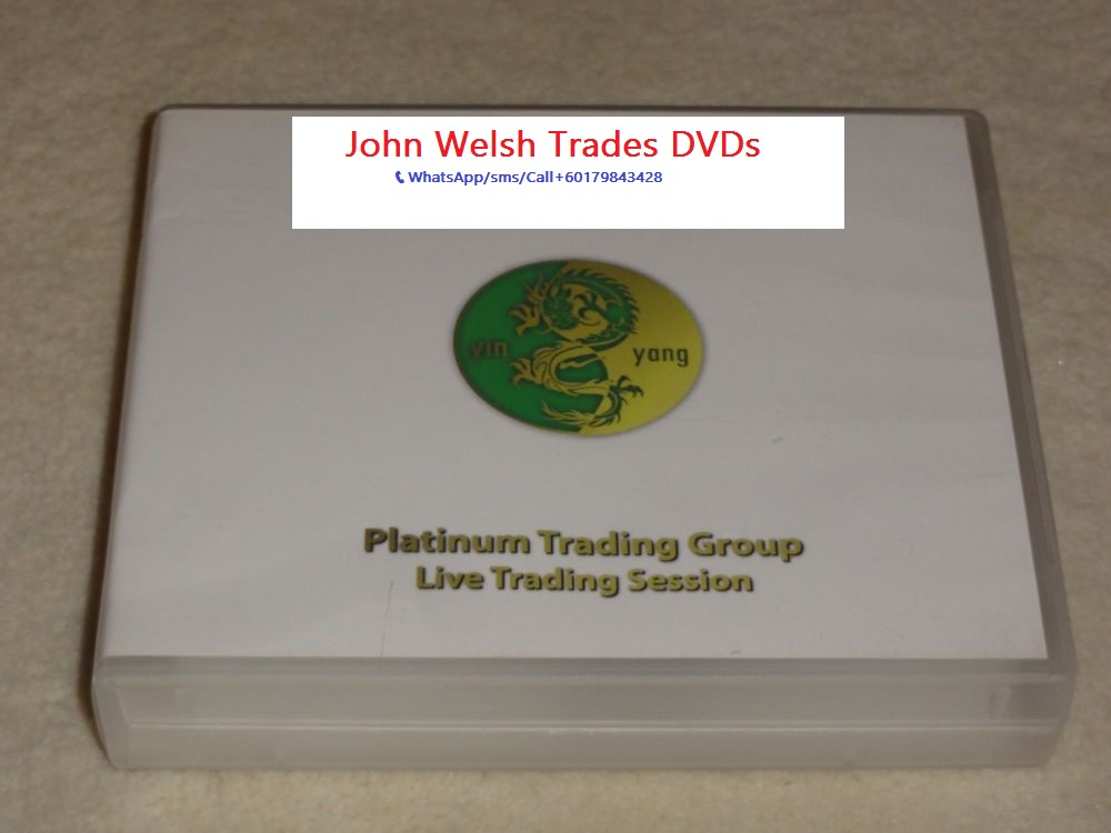John Welsh Trades DVDs