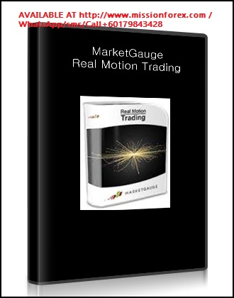 MarketGauge – Real Motion Trading22