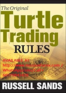 Russell Sands - Turtle Trading Concepts Complete