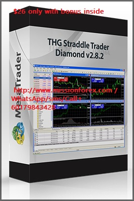 THG Straddle Trader Diamond