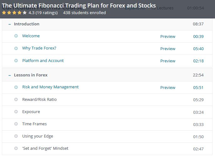 The Ultimate Fibonacci Trading Plan for Forex and Stocks 1