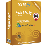 Forex day trading system-peak and valley method