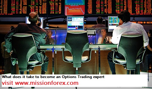 What does it take to become an Options Trading expert