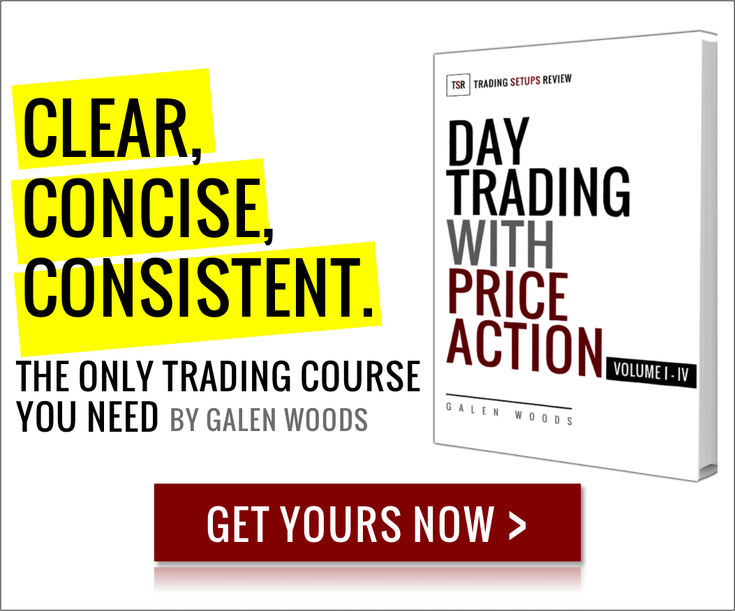 Galen Woods – Day Trading with Price Action