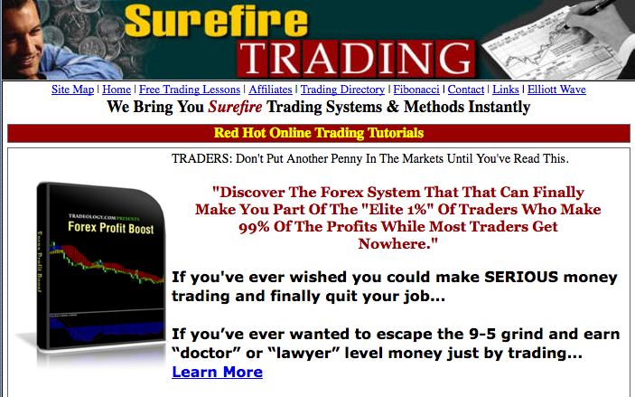 Sure-Fire Forex Trading