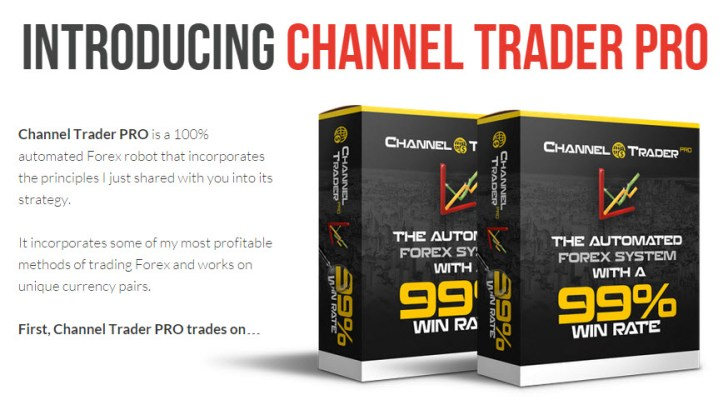Forex MT4 Channel Trader Pro EA does it again