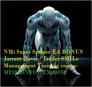 1NMi Super Scalper EA BONUS Jarratt Davis - Trader SMILe Management Training course
