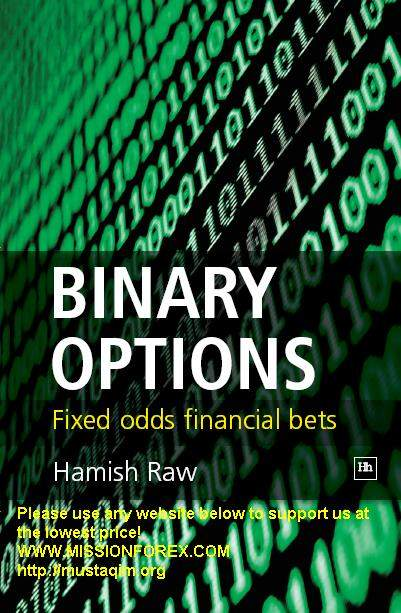 Hamish Raw  Binary Options Fixed Odds Financial Bets