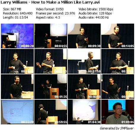 Larry Williams How To Make a Million Like Larry with IndexDollar and EA